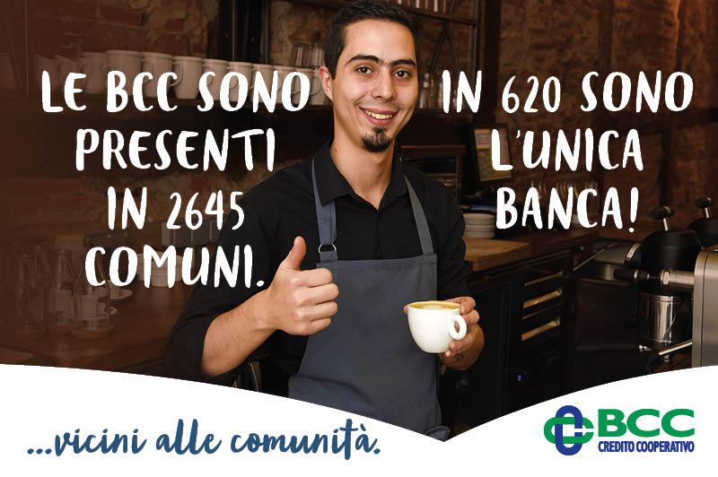BCC...vicini alle comunità